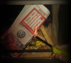 Bild und Feuer
